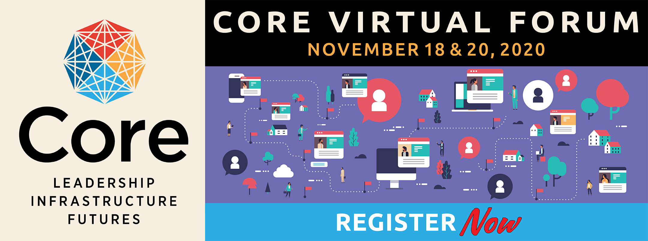 Last Chance to Register for Core Virtual Forum on November 17, 18, & 20