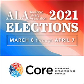 ALA/Core Elections are Now Open!
