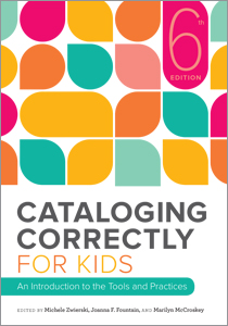 Cataloging Correctly for Kids book cover